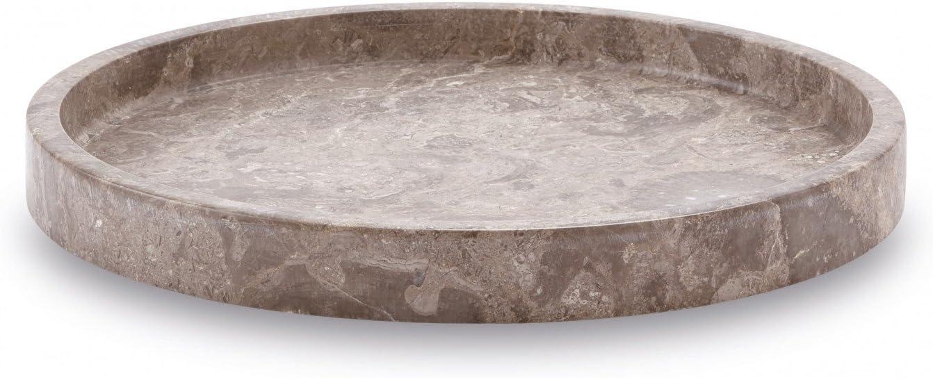 Schmucktablett Marmor Rund Conor Aquanova /Ø 30x3 cm