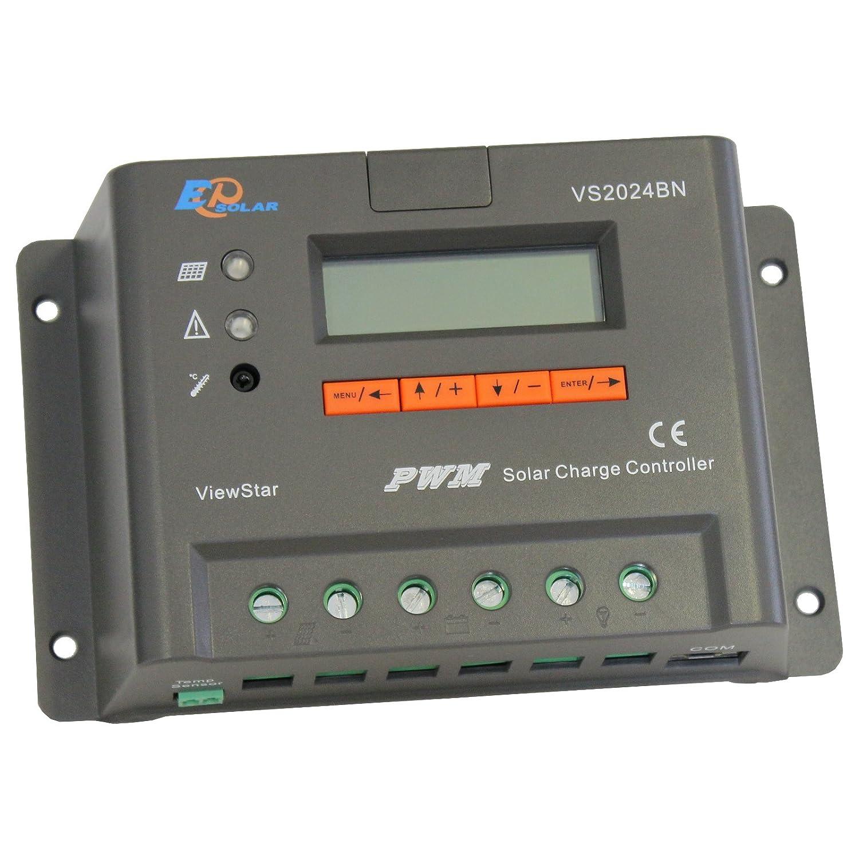 20a 12v 24v Solar Charge Controller Electronics Pwm 10a 12v24v Automatic Art Of Circuits