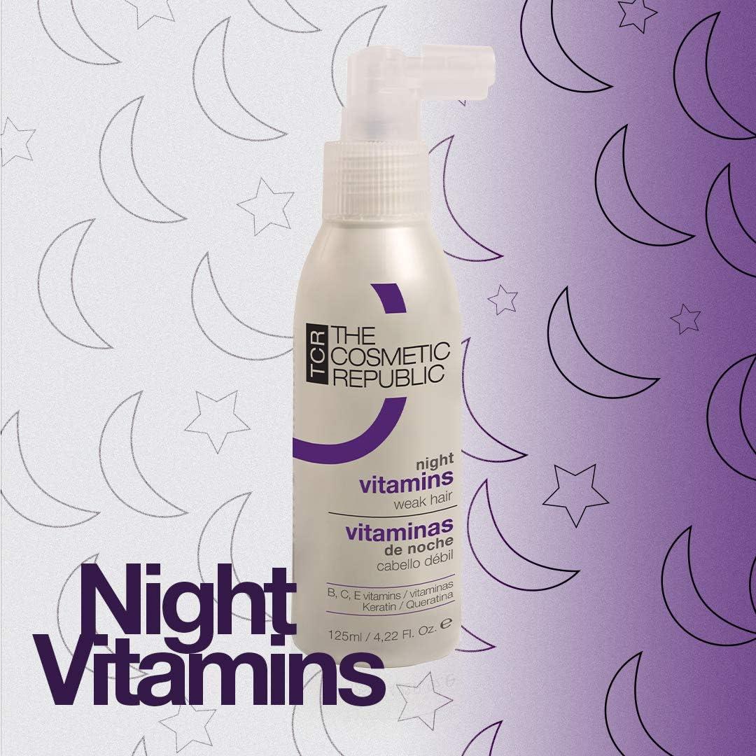 THECOSMETICREPUBLIC - Vitaminas Revitalizantes de Noche - 125 ml ...
