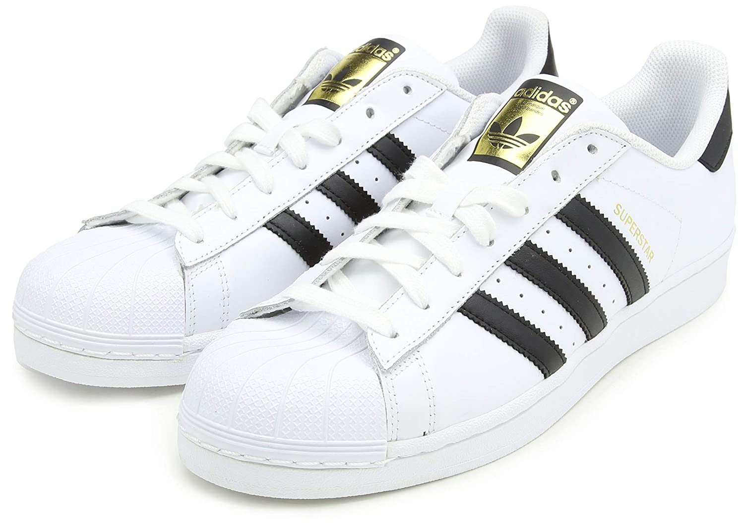 new style 953f8 19237 Amazon.com   adidas Originals Men s Superstar   Shoes