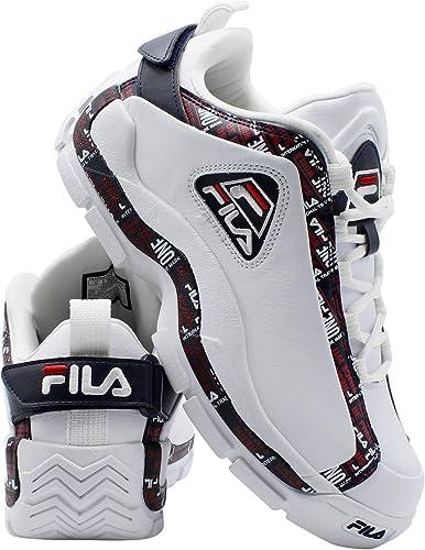 Fila Mens Grant Hill 2 96 Low Trademark Basketball Shoes: Amazon ...