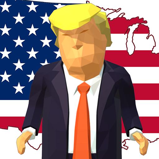 (Trump Saves America)