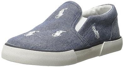 Polo Ralph Lauren - Zapatillas para Deportes de Exterior de Tela ...