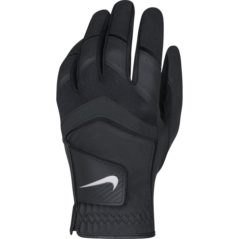 Nike Men's Dura Feel Golf Glove (Black), Large - Cadet, Left Hand by Nike