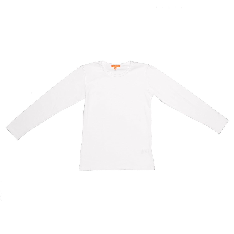 Staccato Kids Mädchen Langarmshirt - White (230051364) KATAG AG