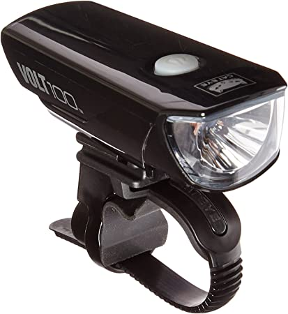 CATEYE HL-EL150 VOLT 100 RECHARGEABL BLUE BICYCLE HEAD LIGHT