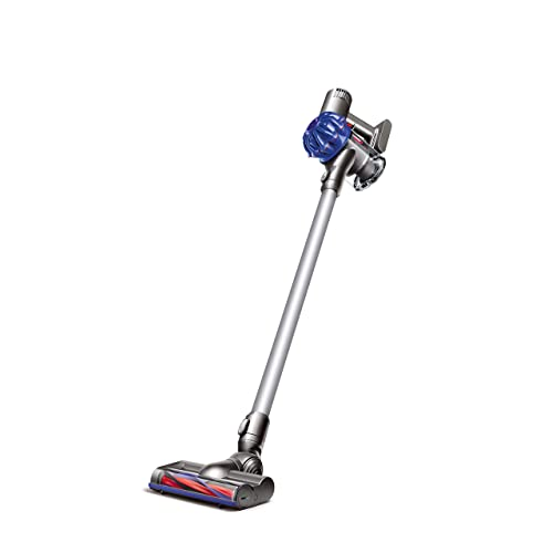 Dyson 227480-01 V6 Slim Origin Bleu/Nickel, 350 W