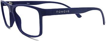 NOWAVE Gafas Neutras para PC, Smartphone, TV y Gaming | Eliminan ...