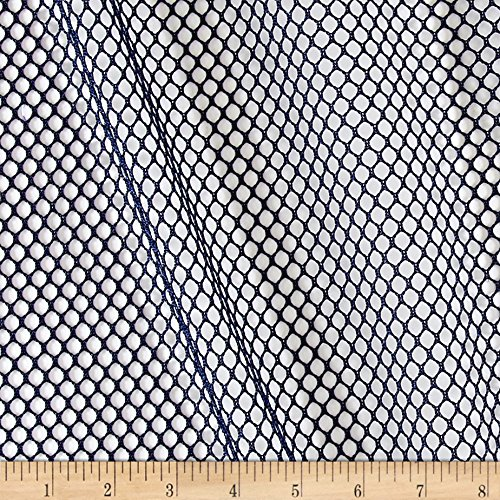Carr Textile Air Mesh Navy Blue Fabric by The Yard (Air Mesh Fabric)
