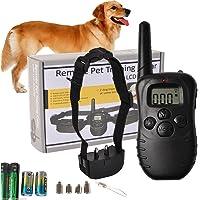 300 Metre Mesafeli Köpek Eğitim Tasması Dog Training Collar