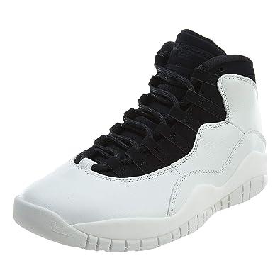4dad87cc0f5 Amazon.com | Nike Air Jordan Retro 10 Mens Hi Top Basketball ...