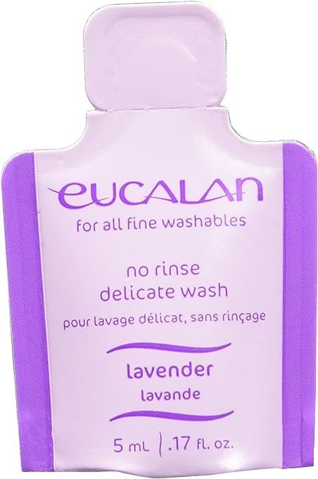 Eucalan Fine Fabric Wash 16.9 Ounce-Lavender
