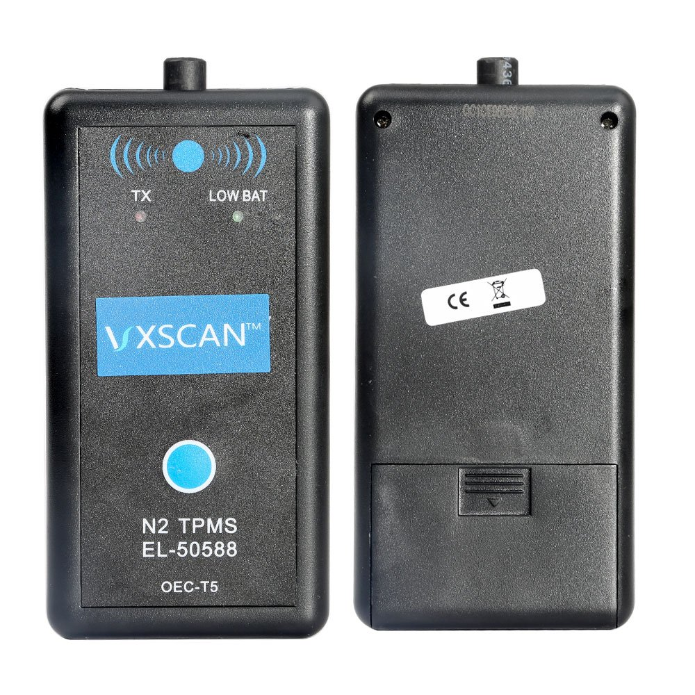 VXSCAN GM Tire Pressure Monitor System TPMS Relearn Tool EL-50558 GM Reset
