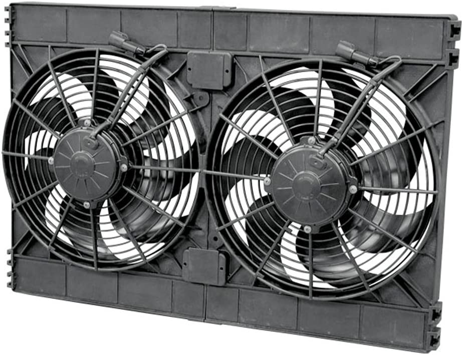 """Spal 30102130 12"""" Dual Extreme High Performance Fan"""