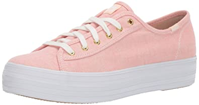 dec76c6709a Keds Women s Triple Kick Sneaker Pink 050 ...