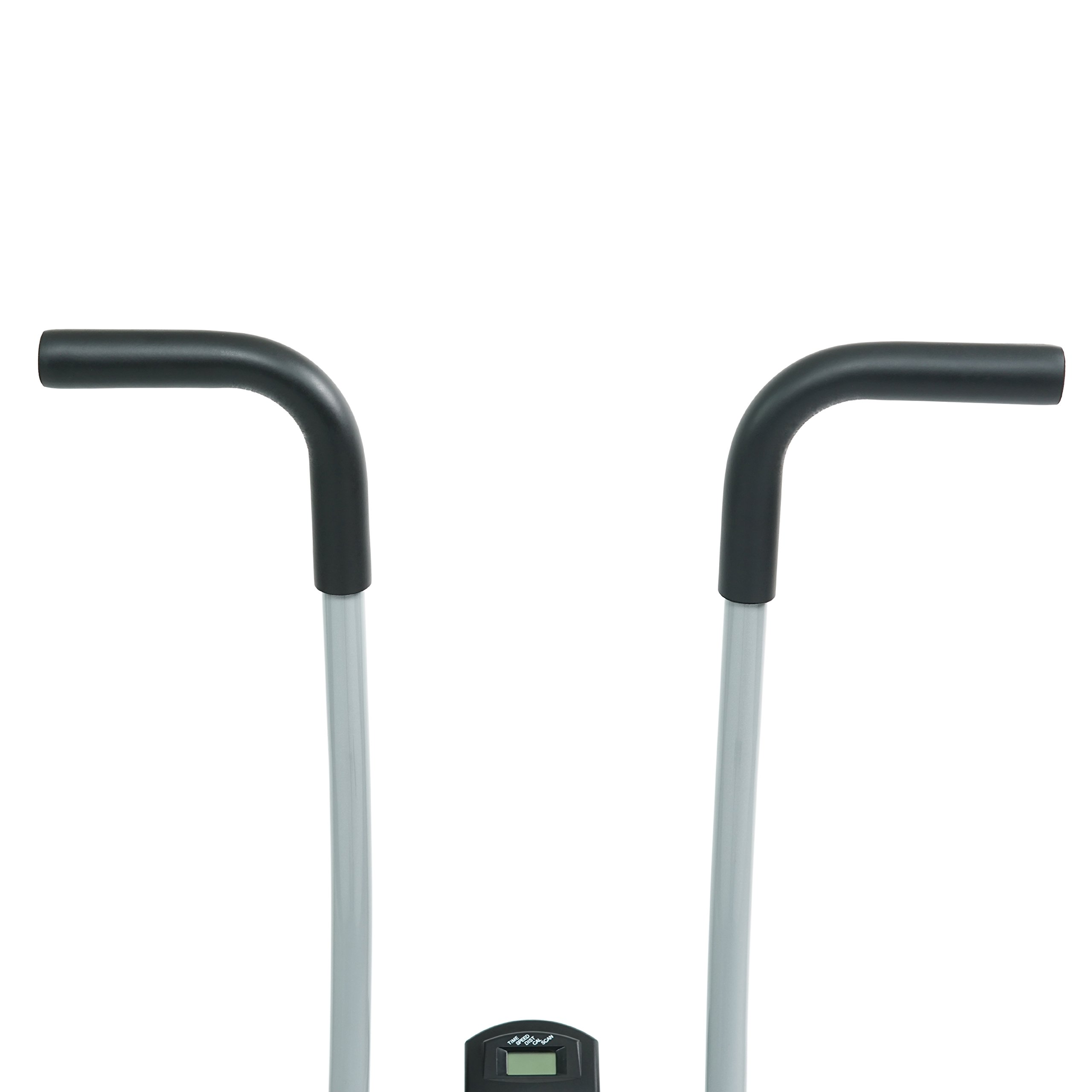 Sunny Health & Fitness SF-B2621 Cross Training Fan Upright Exercise Bike w/ Arm Exercisers by Sunny Health & Fitness (Image #10)