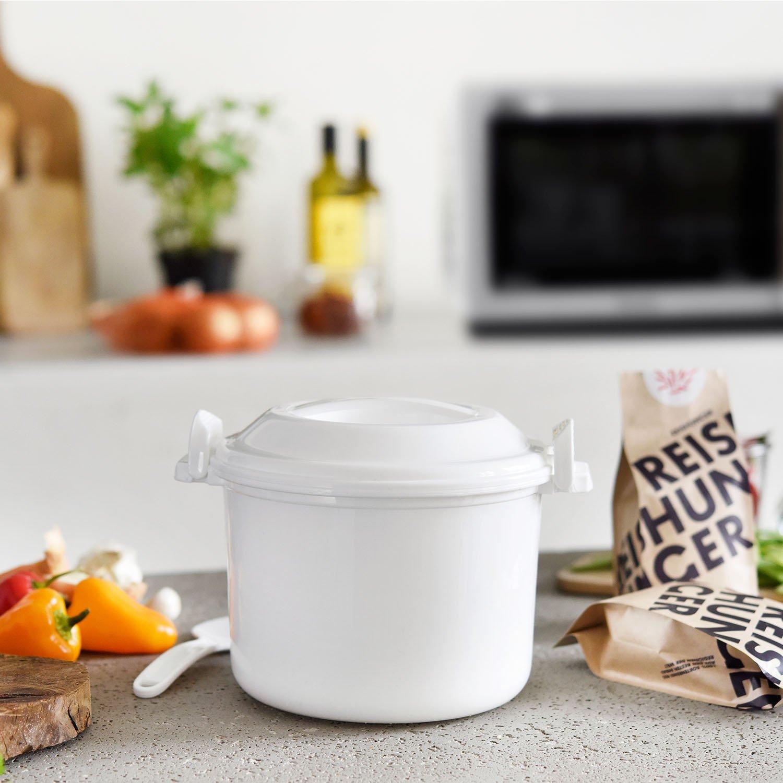 Reishunger  微波炉蒸米套件1.2升