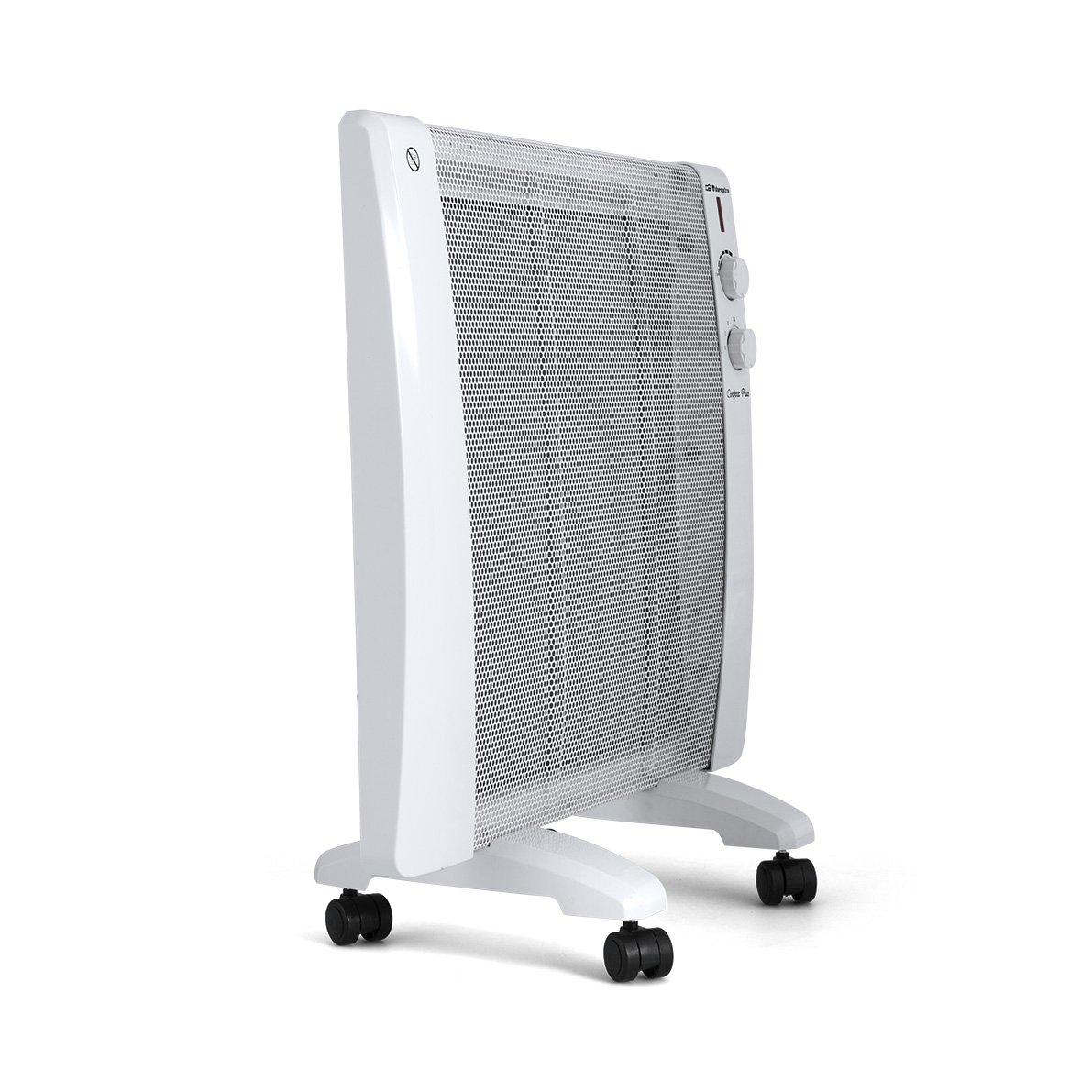 Orbegozo RM 1000 Radiador de Mica, W, Color blanco: Amazon.es: Hogar