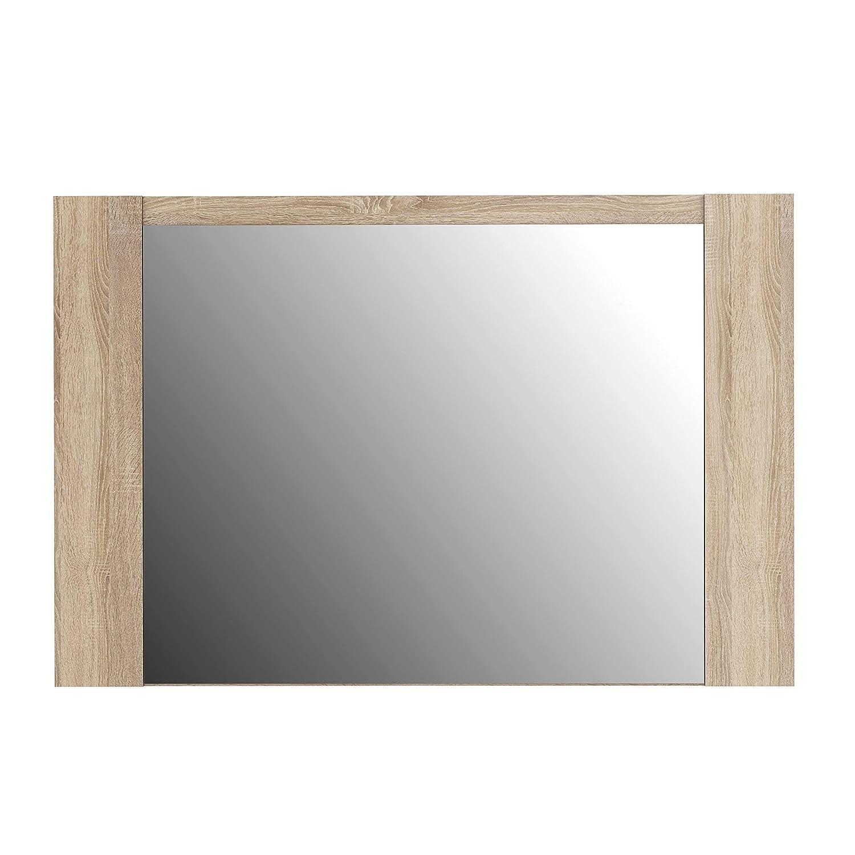 Roble Sonoma NEWFACE Calpe Espejo 99.3 x 1.8 x 66 cm