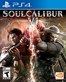 SOULCALIBUR VI: Standard Edition     - Amazon com