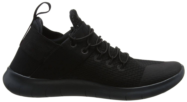 NIKE Women's Free RN CMTR 2017 Running Shoe B0722WLX4L 7.5 M US|Black