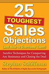 25 Toughest Sales Objections-and How to Overcome Them Paperback