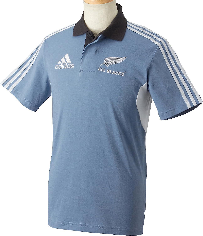 New Zealand All Blacks Non RWC Polo - Grey Slate: Amazon.es: Ropa ...