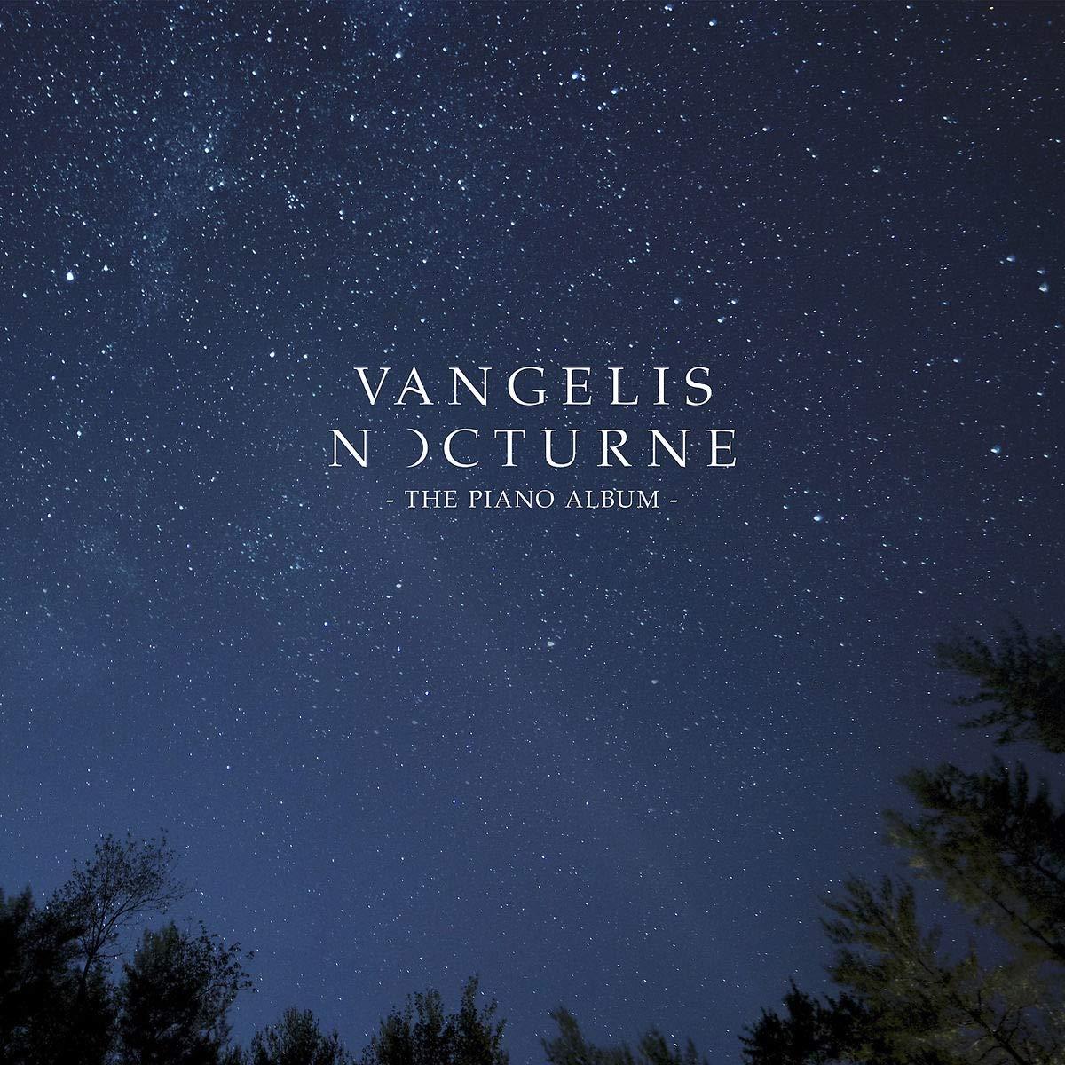 CD : Vangelis - Nocturne