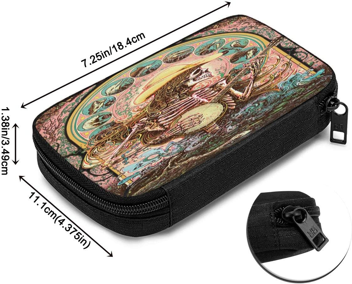 Zengqinglove Avett Stylish Data Cable Charger Cable Earphone Cable Storage Bag