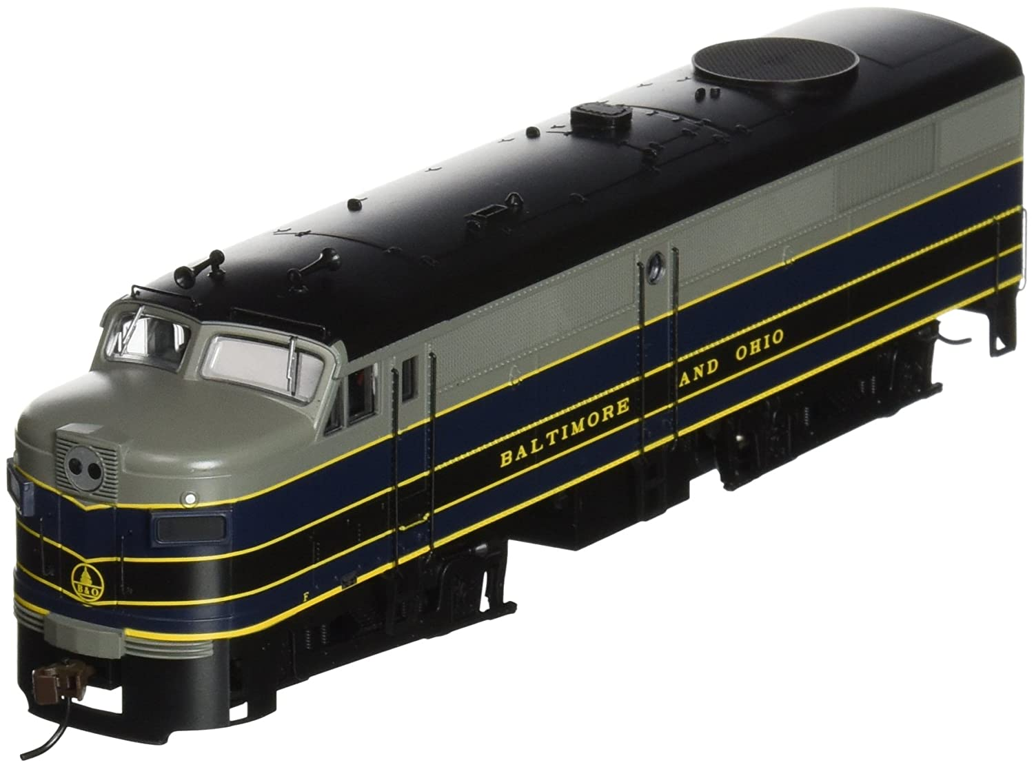 Bachmann Industries Alco FA2 DCC Ready diesel ho scale Baltimore and Ohio locomotive