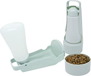 Poochables to Go Portable Pet Food & Water Travel System