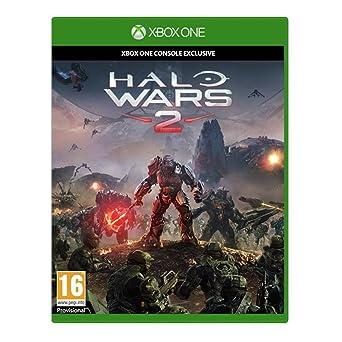 Halo wars 2 xbox one amazon pc video games halo wars 2 xbox one sciox Choice Image