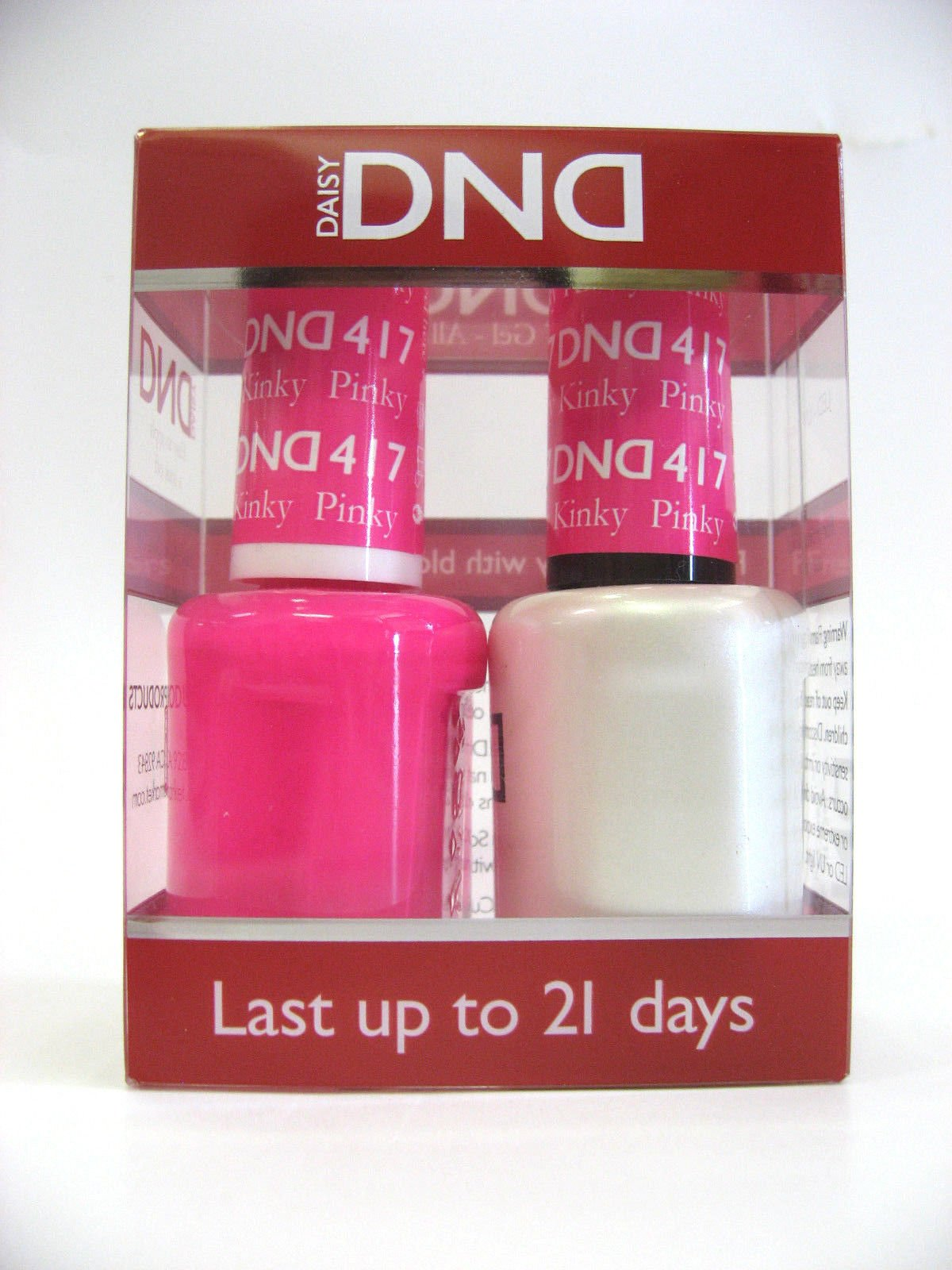 Amazon.com : DND Gel Base and Top (0.5 OZ, top) : Beauty