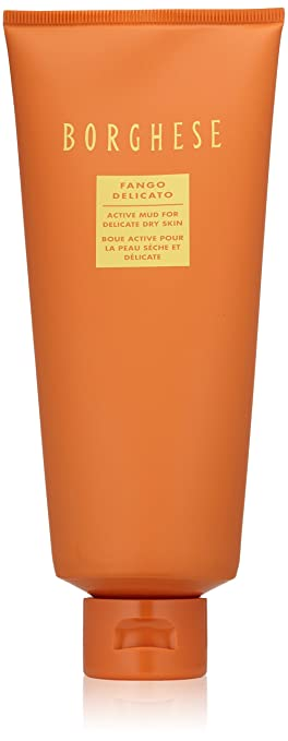 Borghese Fango Delicato Active Mud for Delicate Dry Skin, 7 oz.