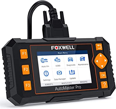 Foxwell NT634 Full System Car OBD2 Diagnostic Scanner Code Reader ABS SRS TPMS