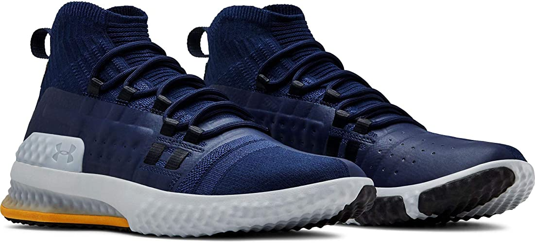 comodidad clásico Faial  Under Armour Project Rock 1 Men's Training Shoes: Buy Online at Best Price  in UAE - Amazon.ae