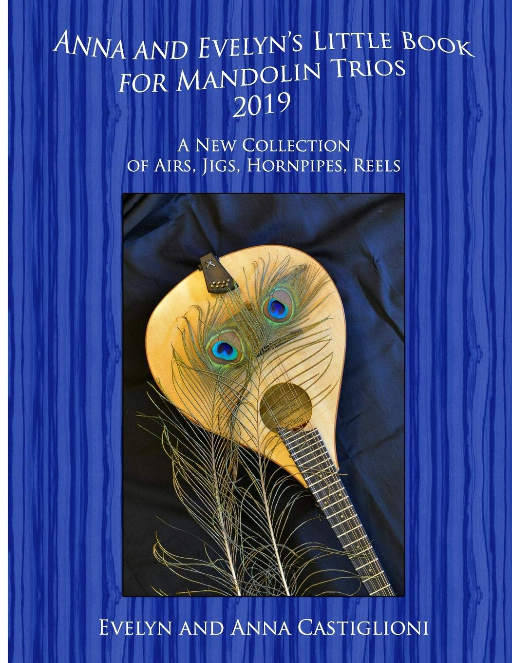 Amazon com: Anna's and Evelyn's Little Book for Mandolin Trios 2019