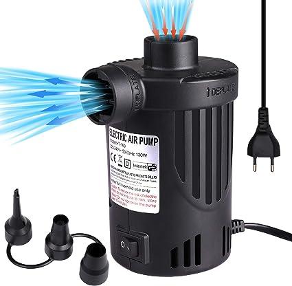 Elektrische Luftpumpe Haushalt Aufblasbare Luftpumpe Luft Matratze Pumpe Eu