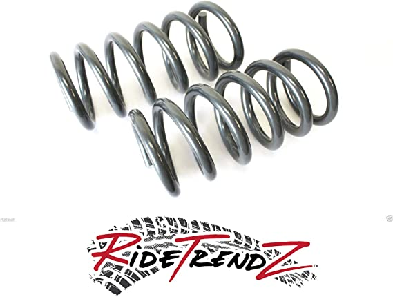 2WD Fits V6 Models ONLY QSA 3 Front Lowering Coils//Springs Compatible with: 1997-2003 Ford F-150 F150 F 150 97-02 Expedition