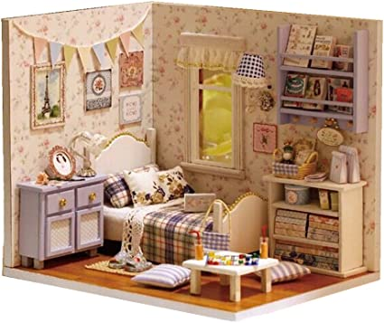 1:12 Dollhouse Miniature Mini Vintage Phone Telephone Doll House FurniturePLUS