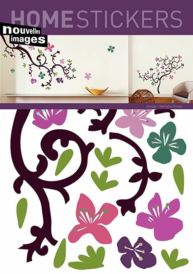 Home Stickers Hibiscus Decorative Wall Stickers Nouvelles Images