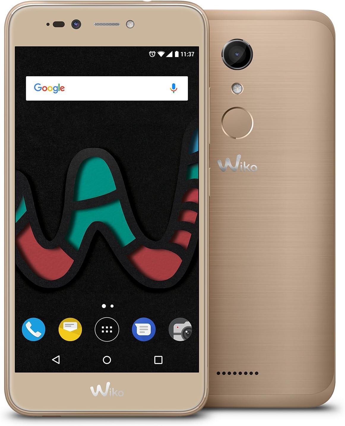 Wiko Upulse Lite SIM Doble 4G 32GB Oro: Wiko: Amazon.es: Electrónica
