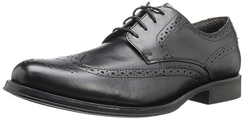 Buy Dockers Men's Moritz Wingtip, Black