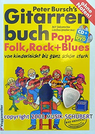 peter bursch gitarrenbuch cd