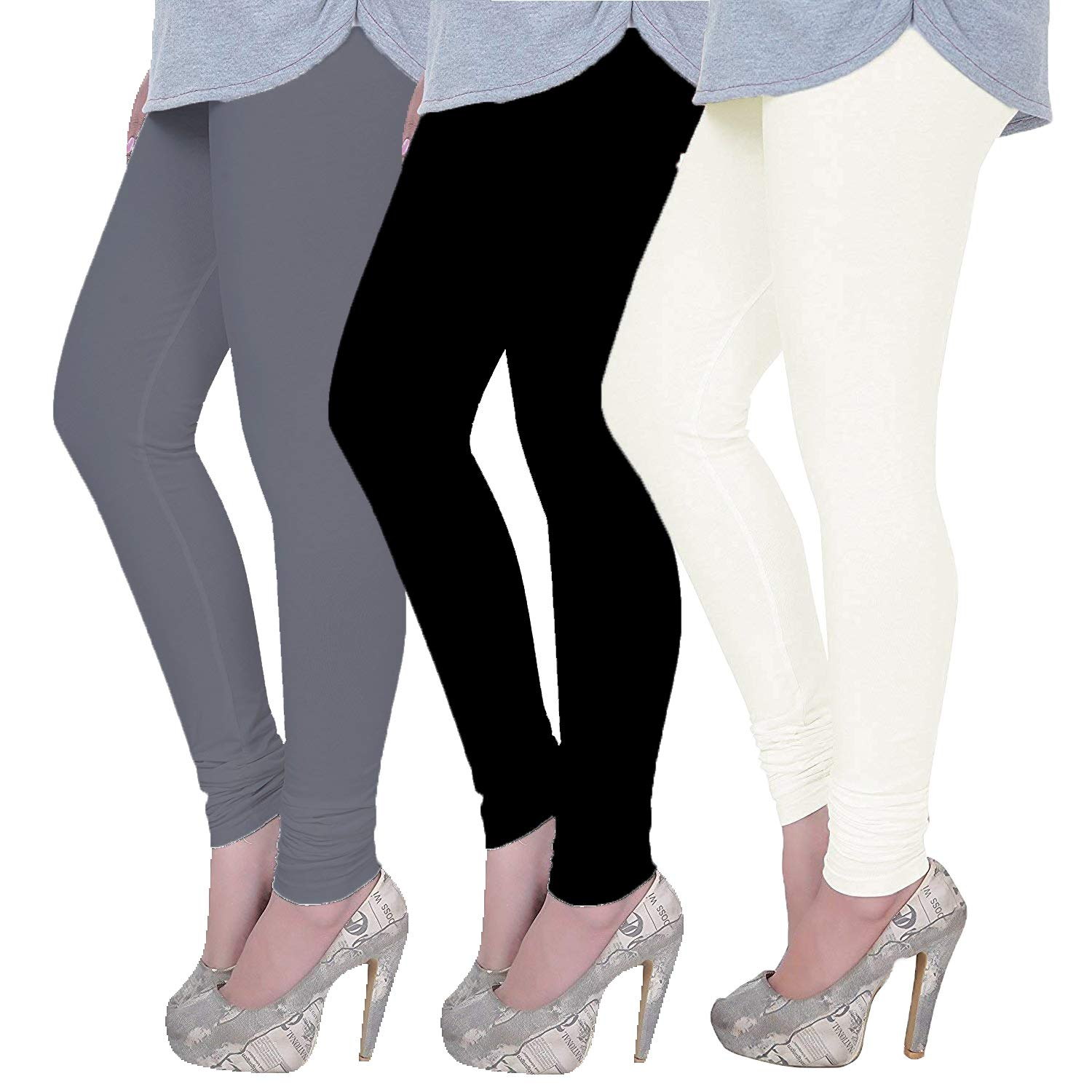 AAICO Leggings Combo Pack for Women