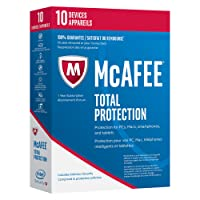 Intel McAfee 2017 Total Protection 10 Devices
