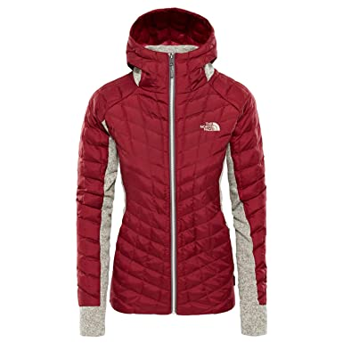separation shoes f2294 e8122 THE NORTH FACE Damen W Thermoball Gordon Lyons Hoodie Fleece-Pullover