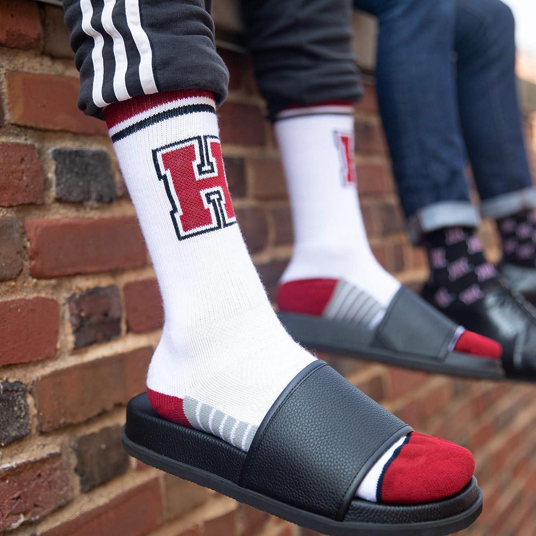 TCK Clemson University Tigers Socks Greekster Performance Crew Socks