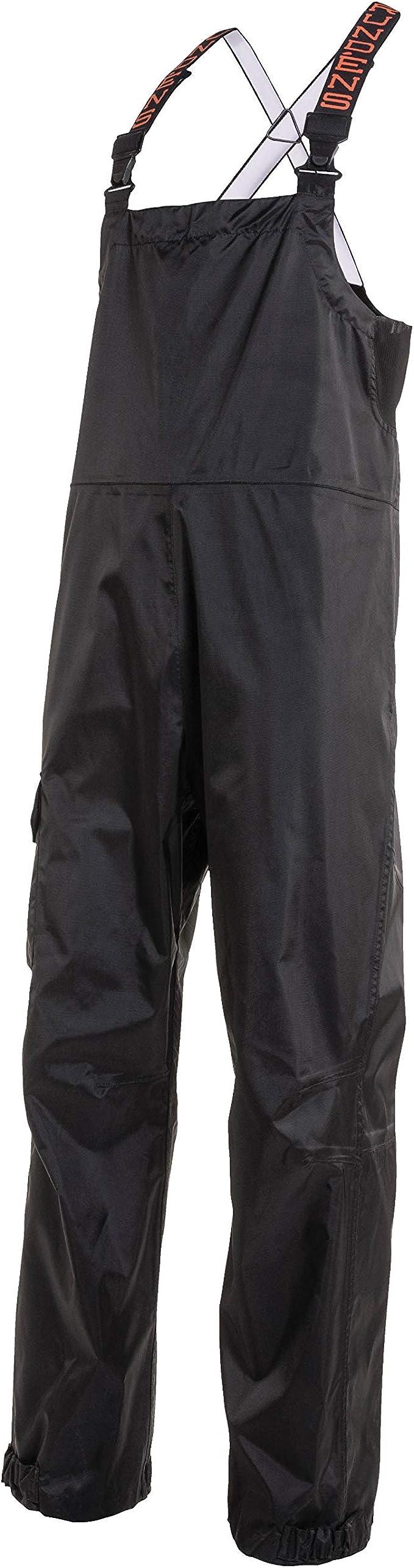 Best Hunting Rain Gear: Grundens Weather Watch Fishing Bib Trousers