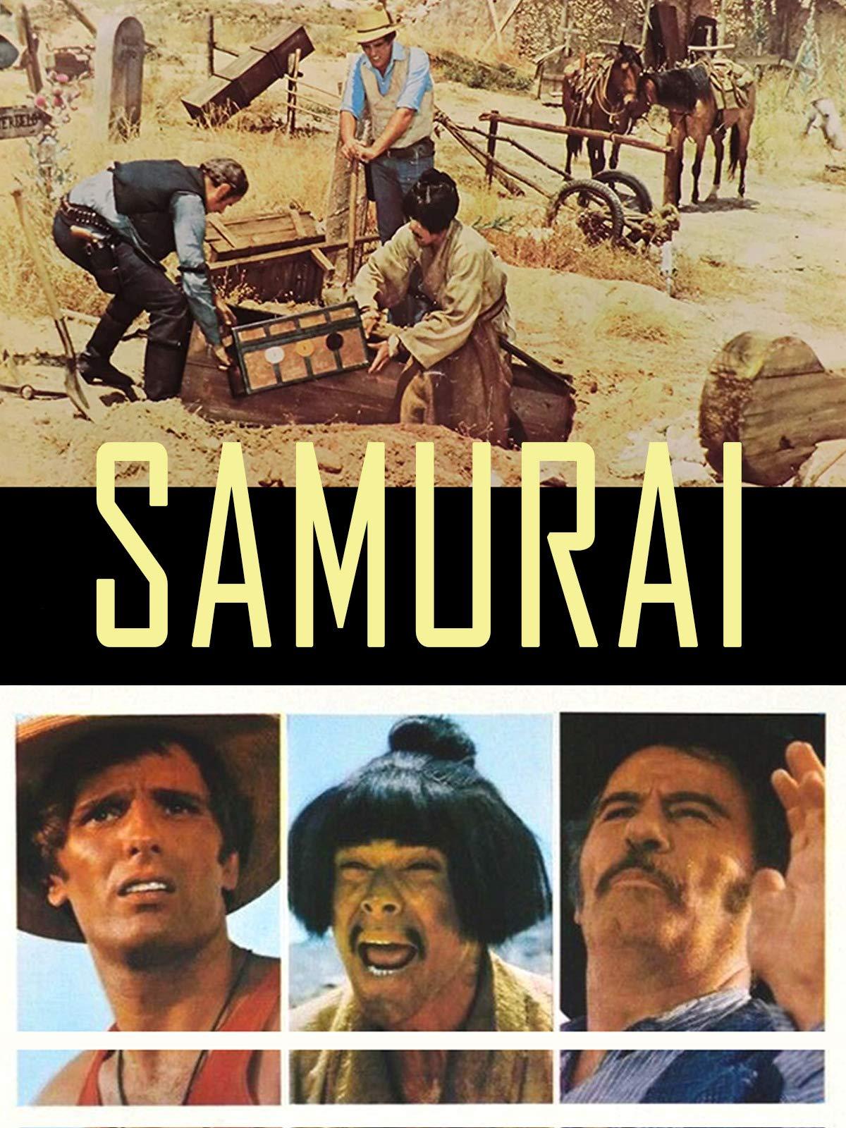 Samurai on Amazon Prime Video UK